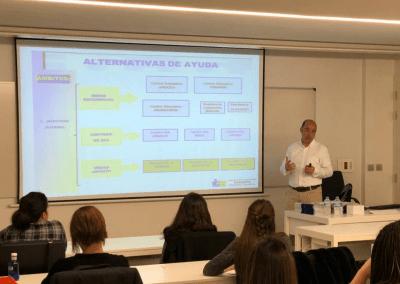 Berriztu Foro de Empleo y Emprendimiento Universidad Deusto 2